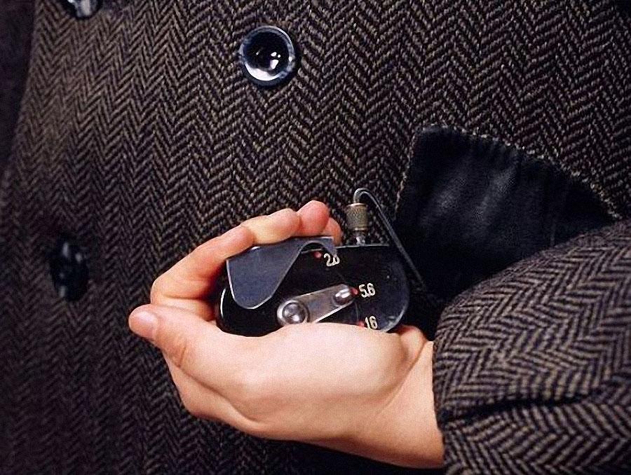 spy05 Шпионская техника прошлого