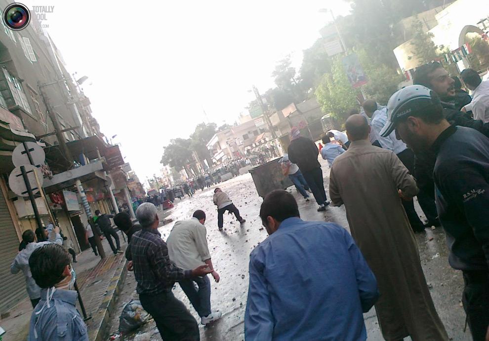 syria011 Кровавые протесты в Сирии