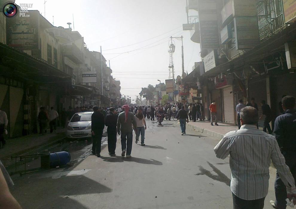 syria021 Кровавые протесты в Сирии