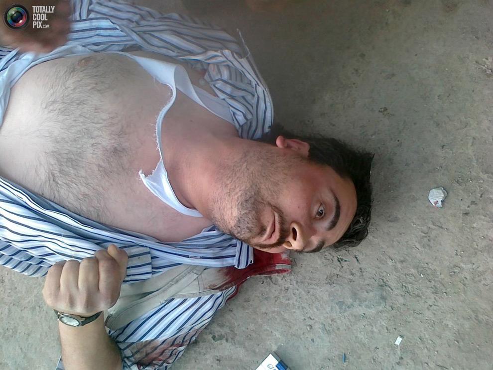 syria031 Кровавые протесты в Сирии