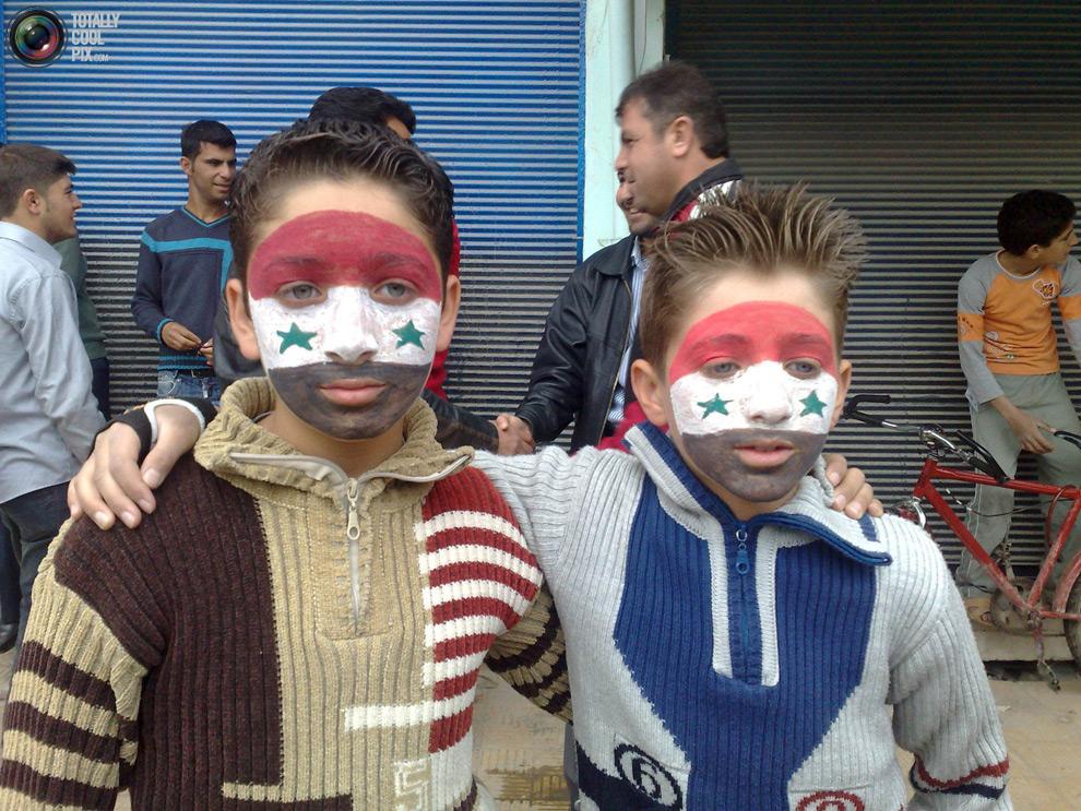 syria041 Кровавые протесты в Сирии