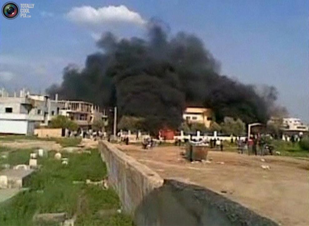 syria051 Кровавые протесты в Сирии