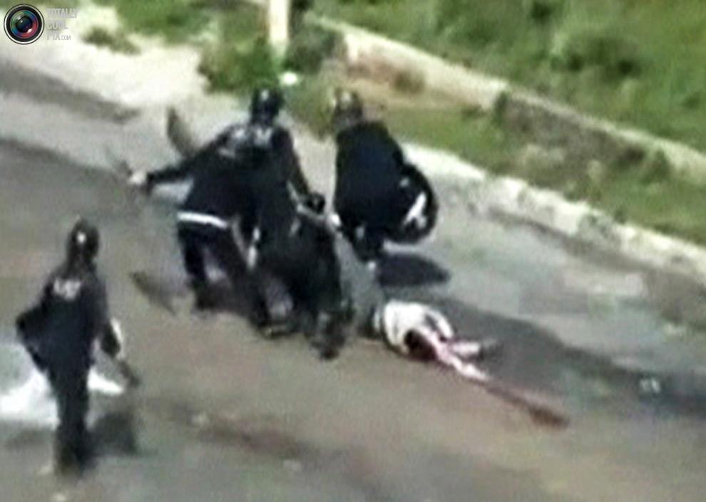 syria061 Кровавые протесты в Сирии