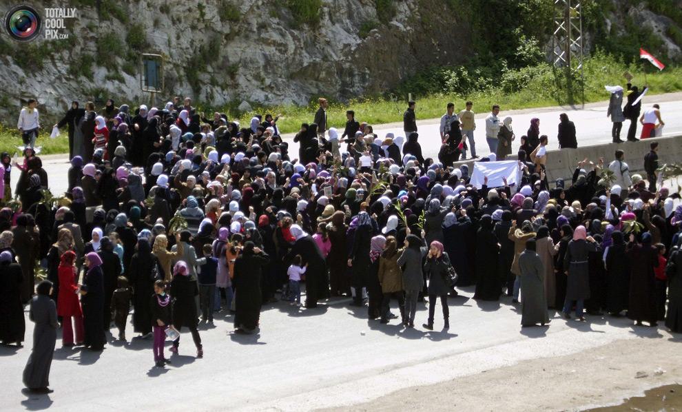 syria071 Кровавые протесты в Сирии