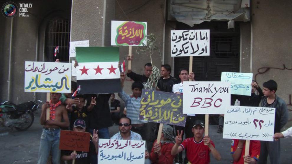 syria161 Кровавые протесты в Сирии