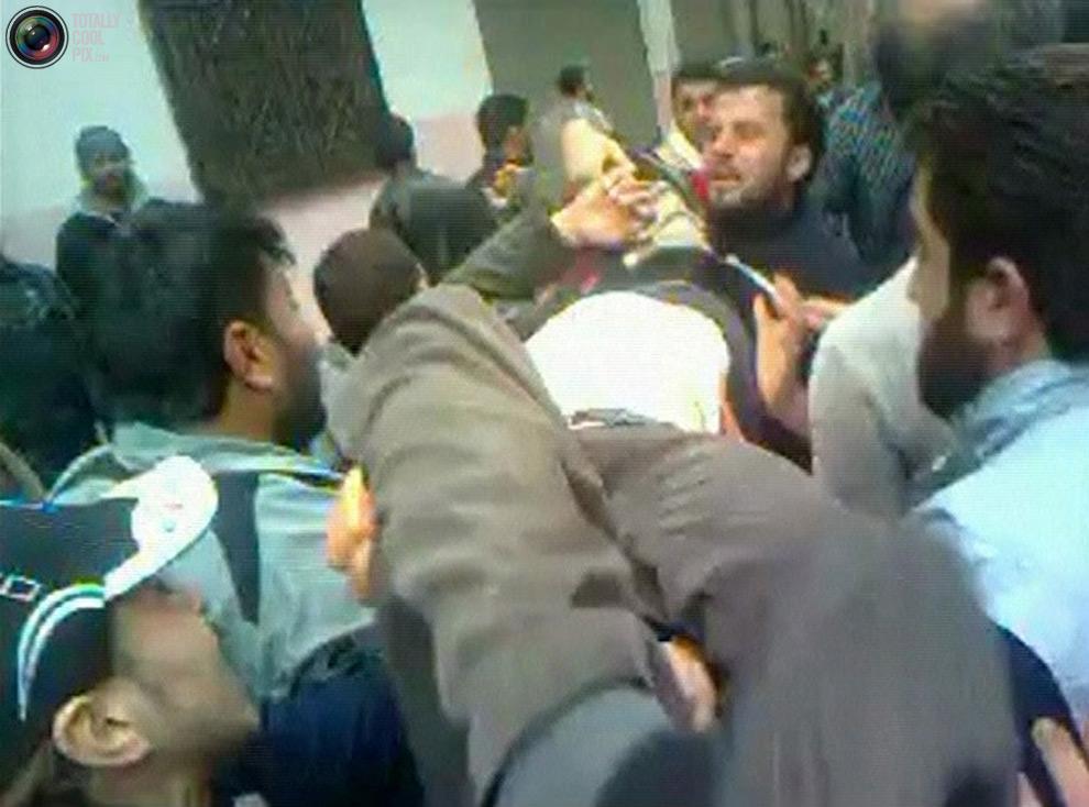 syria221 Кровавые протесты в Сирии