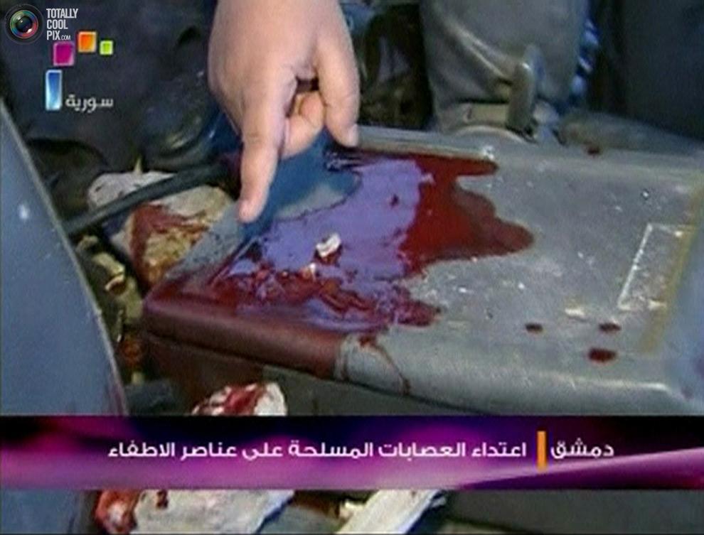 syria231 Кровавые протесты в Сирии
