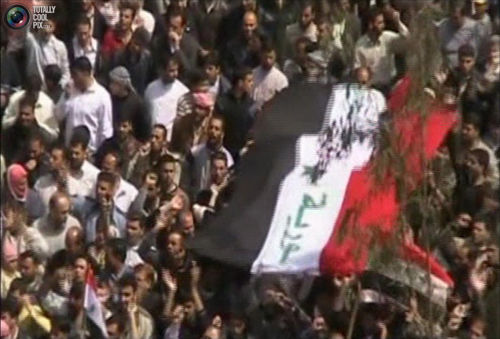 syria241 Кровавые протесты в Сирии