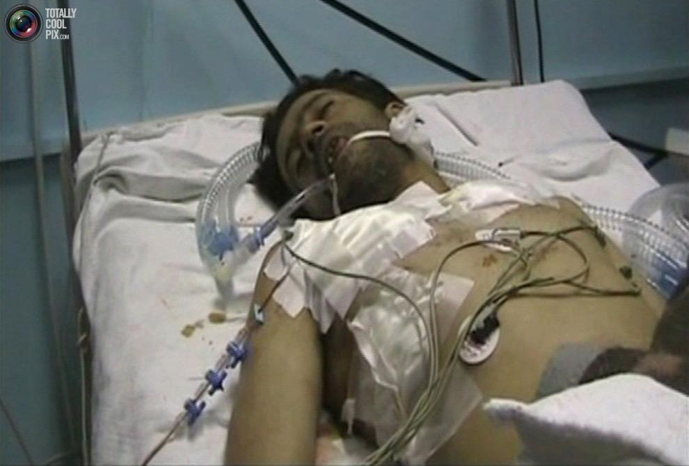 syria251 Кровавые протесты в Сирии