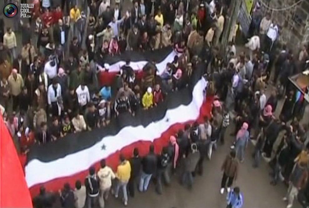 syria261 Кровавые протесты в Сирии