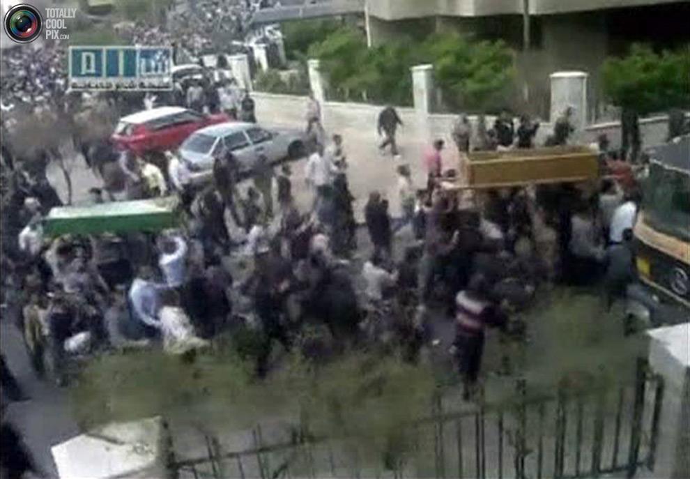 syria271 Кровавые протесты в Сирии