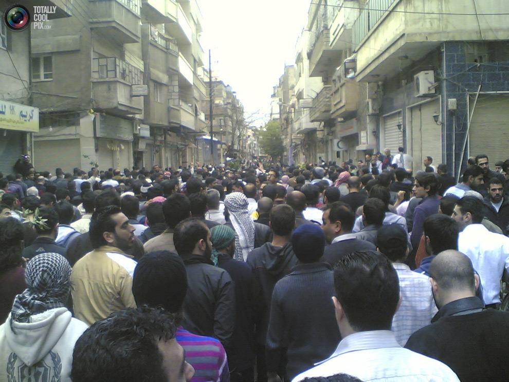 syria281 Кровавые протесты в Сирии