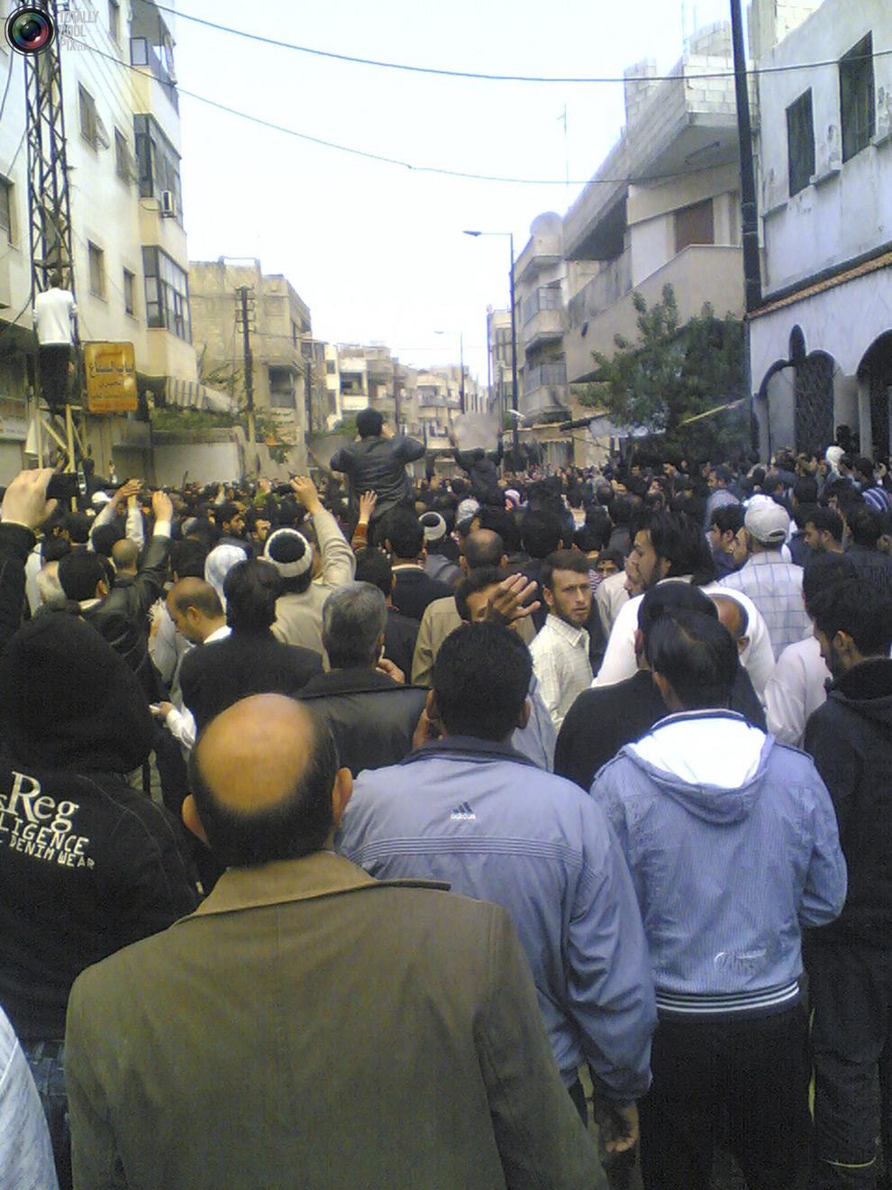 syria291 Кровавые протесты в Сирии