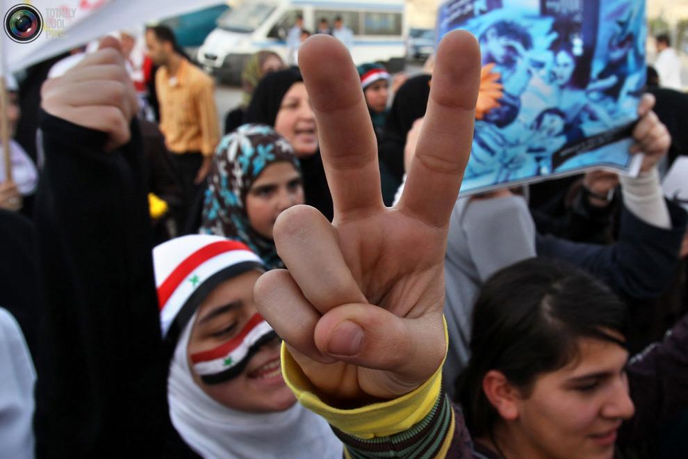 syria311 Кровавые протесты в Сирии