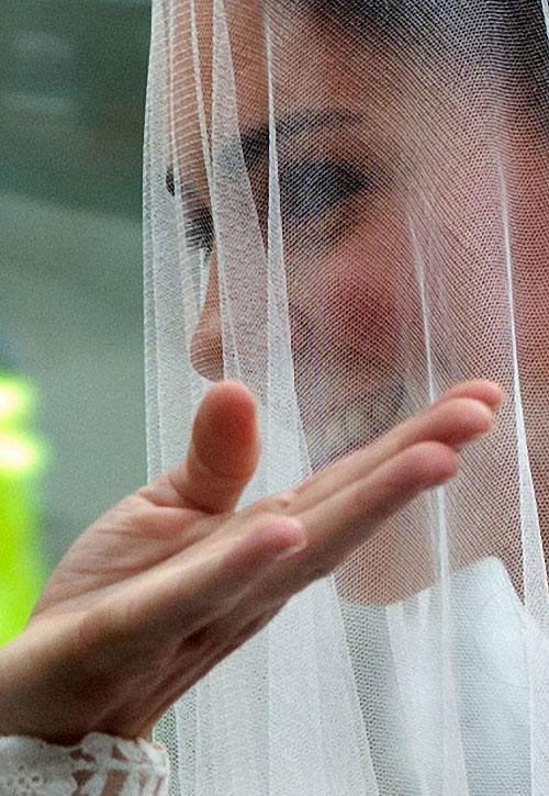 wedding01 Pernikahan Pangeran William dan Kate Middleton mengambil
