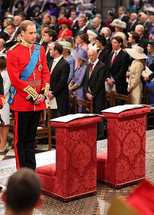 wedding02 Pernikahan Pangeran William dan Kate Middleton mengambil