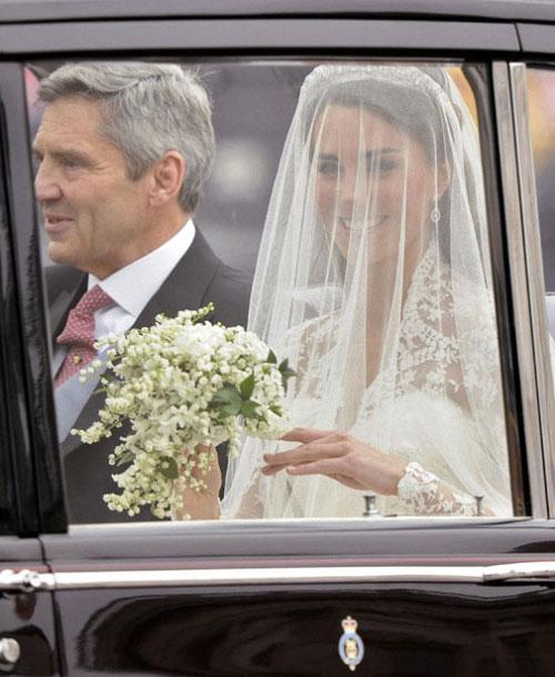 wedding03 Pernikahan Pangeran William dan Kate Middleton mengambil