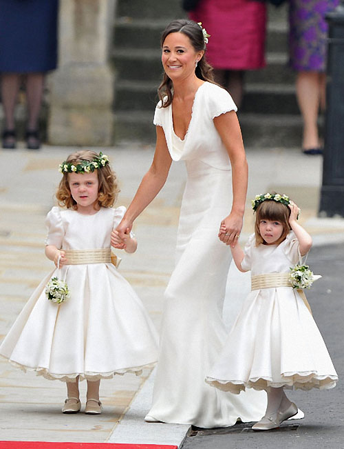 wedding08 Pernikahan Pangeran William dan Kate Middleton mengambil
