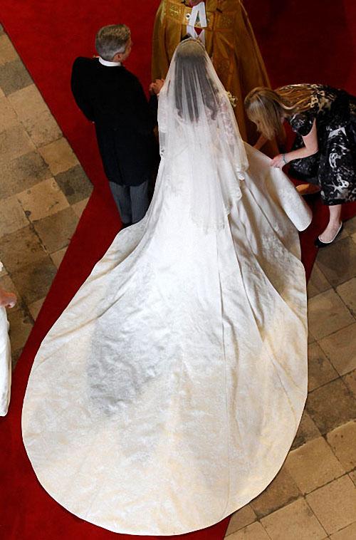 wedding10 Pernikahan Pangeran William dan Kate Middleton mengambil