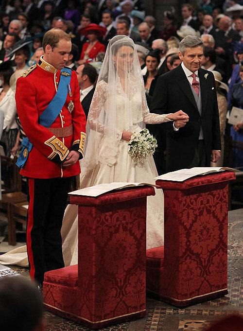 wedding13 pernikahan Pangeran William dan Kate Middleton mengambil