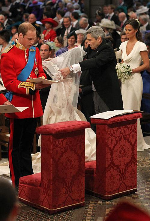wedding15 Pernikahan Pangeran William dan Kate Middleton mengambil