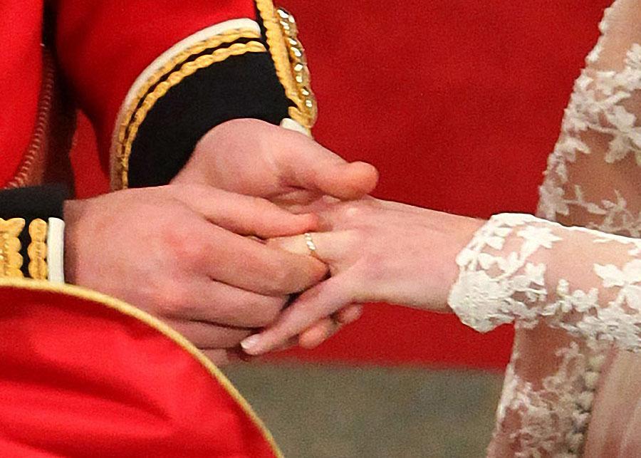 wedding17 Pernikahan Pangeran William dan Kate Middleton mengambil