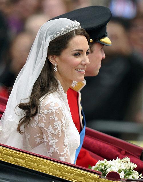 wedding27 Pernikahan Pangeran William dan Kate Middleton mengambil