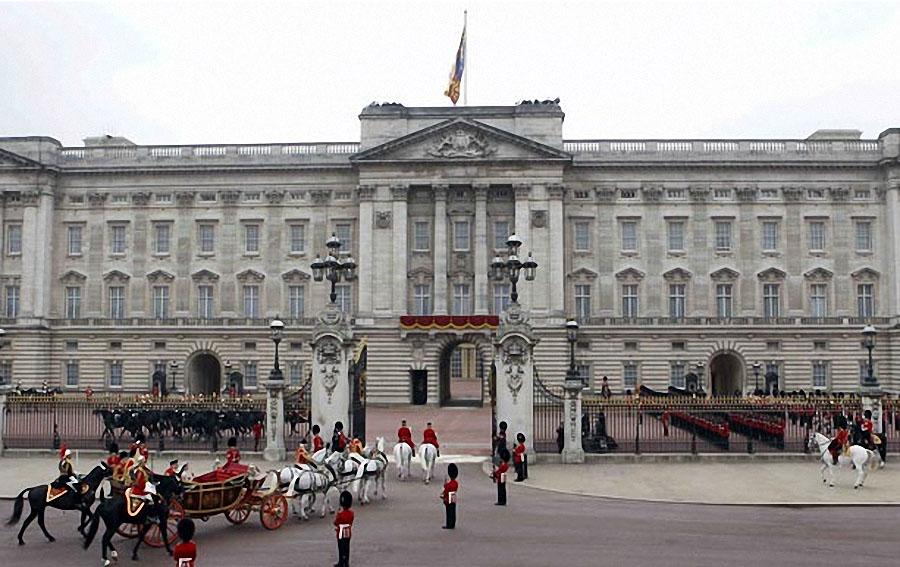 wedding30 Pernikahan Pangeran William dan Kate Middleton mengambil
