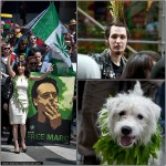 Иду, курю… или Международный Марихуановый Марш