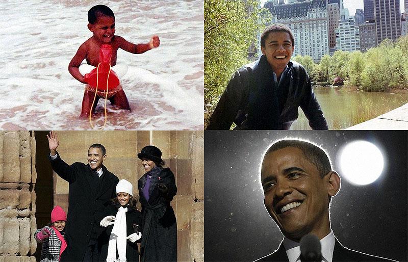 00 Биография Барака Обамы в фото