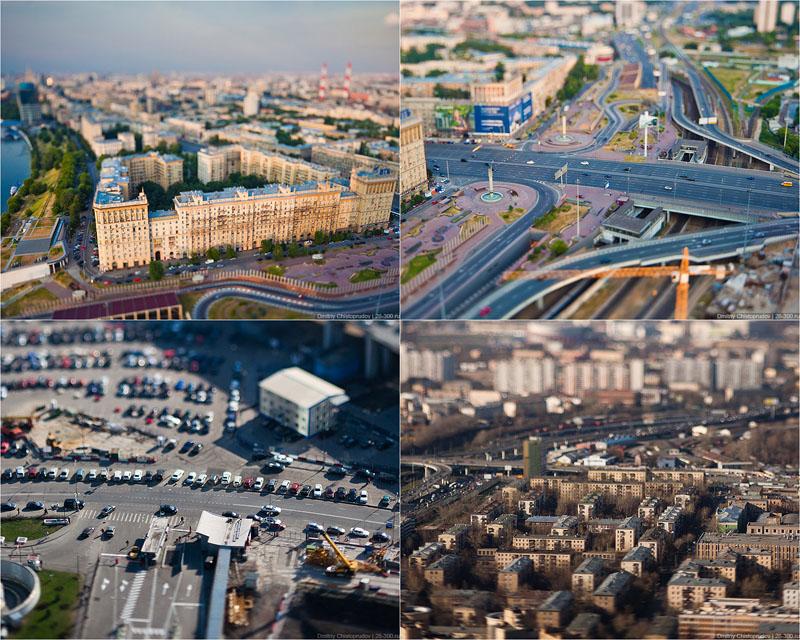 00002 Маленькая Москва в масштабе 1:100