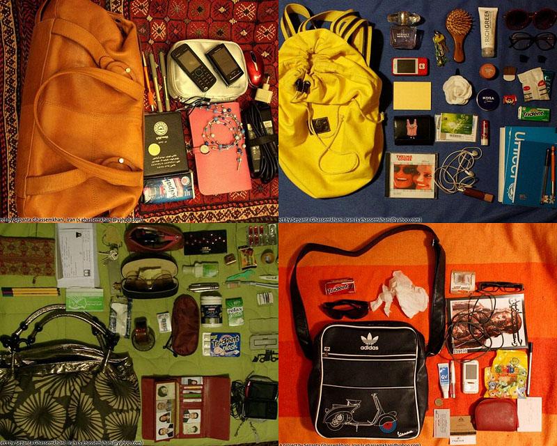 Заглянем в сумки к жителям Ирана