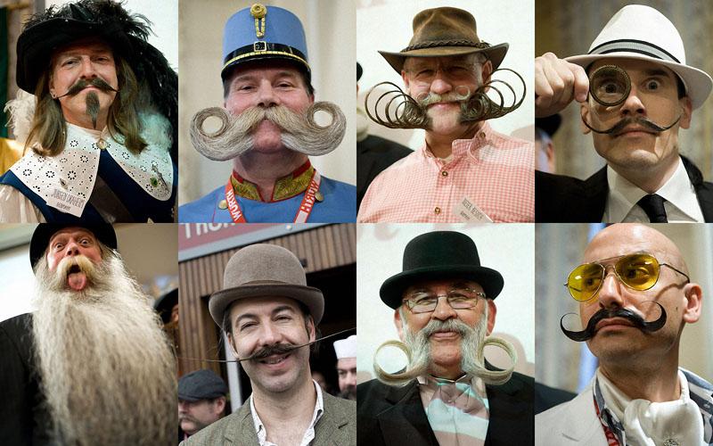 000063 Всемирный чемпионат бородачей и усачей в Норвегии