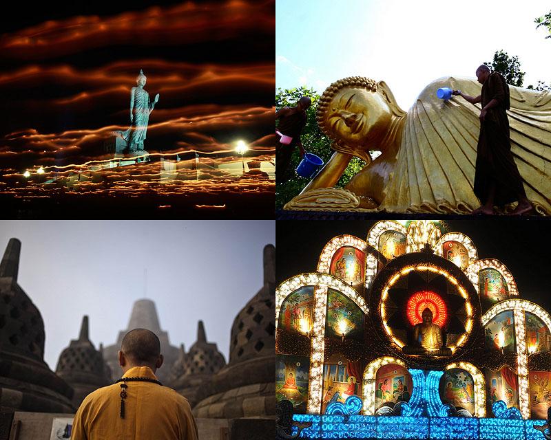 Буддийский праздник Весак