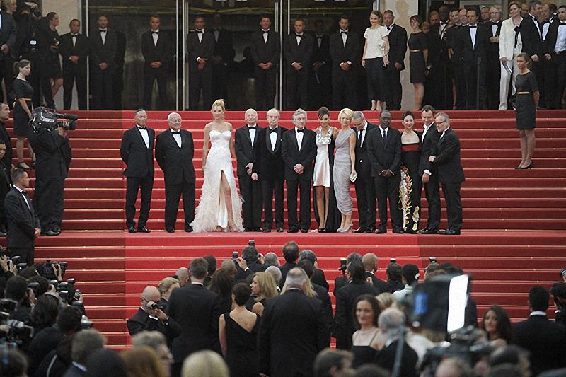 0114  Стартовал кинофестиваль в Каннах 2011