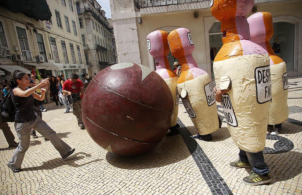 Португальский народ против МВФ