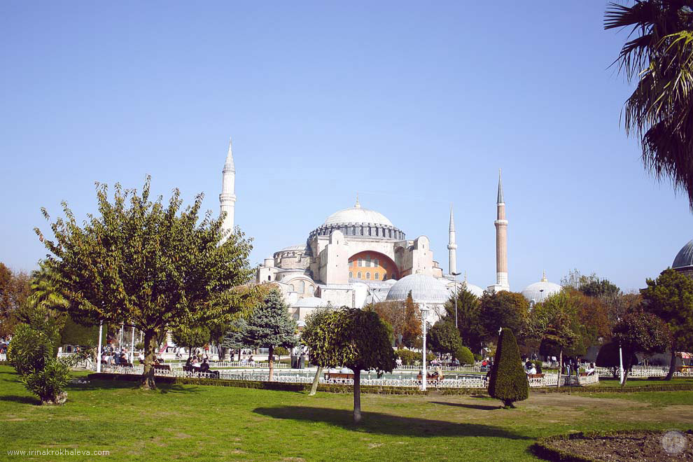 0122 Волшебный Стамбул