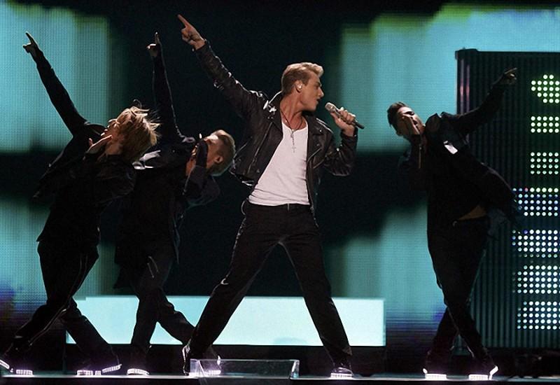 Евровидение 2011: первый полуфинал