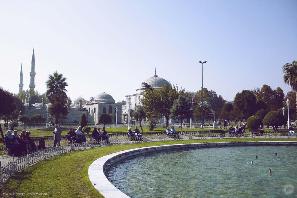 0221 Волшебный Стамбул