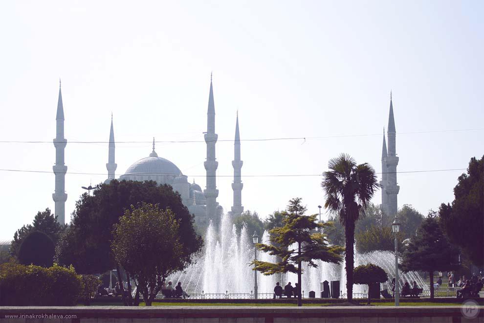 0321 Волшебный Стамбул
