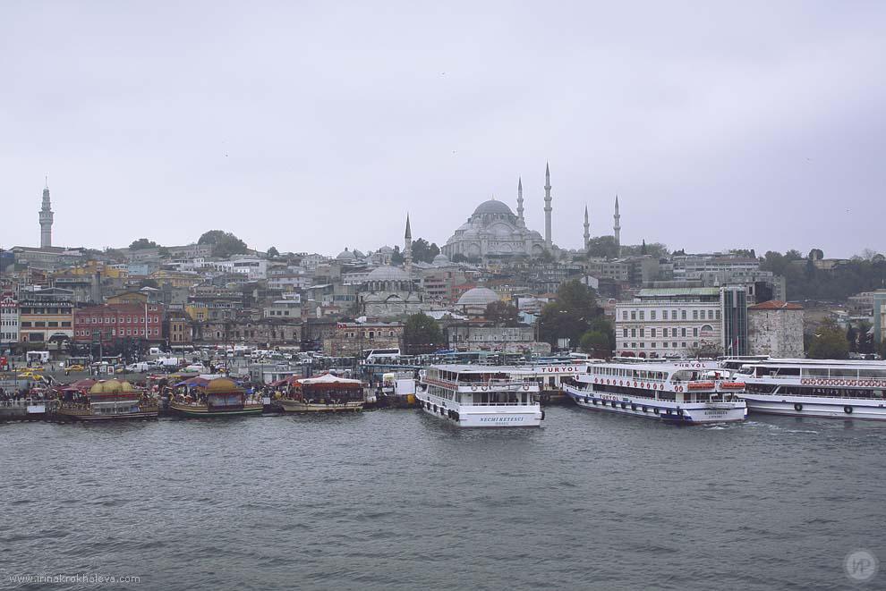 Волшебный Стамбул фото