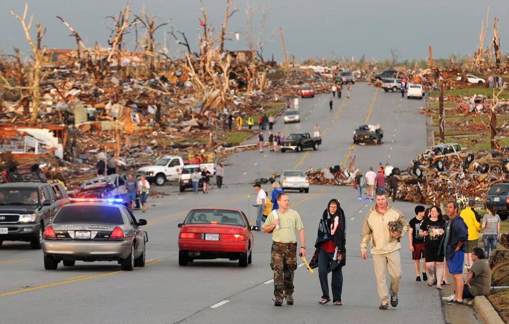 11176 Новый торнадо в США