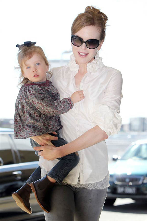 Голливудские мамы