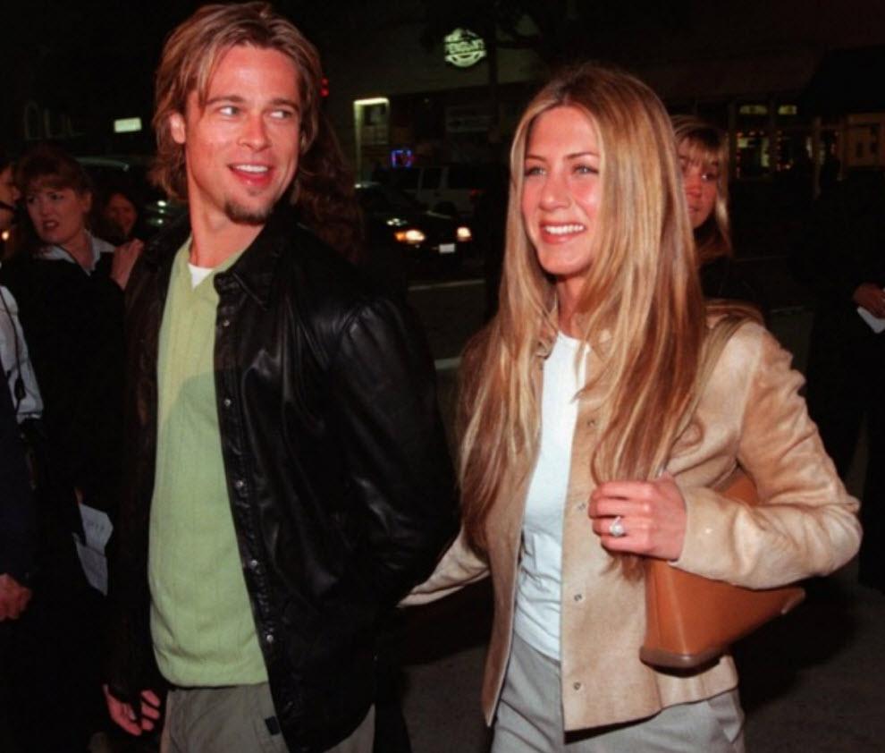 12 181 Dimana untuk mengagumi Brad Pitt?