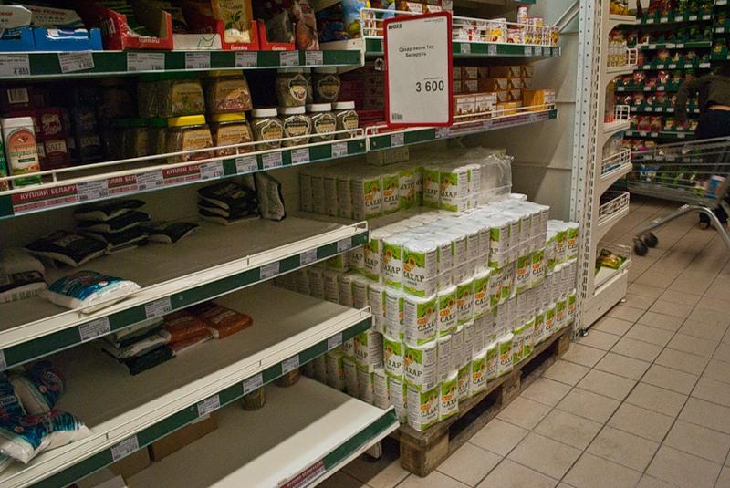 Беларусь после девальвации