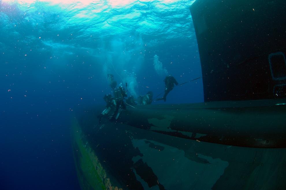 Отряд «Морские котики»: один удар – одно поражение!