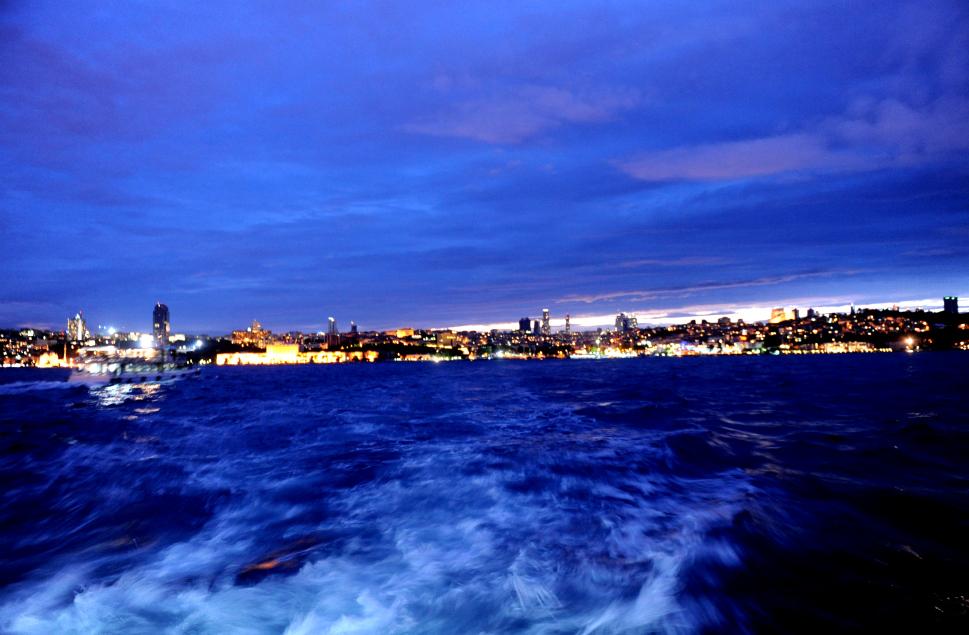Тёмная сторона Стамбула