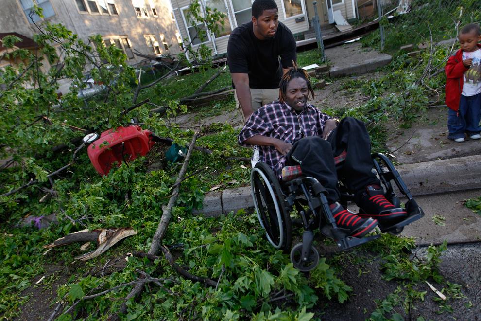 14134 Новый торнадо в США