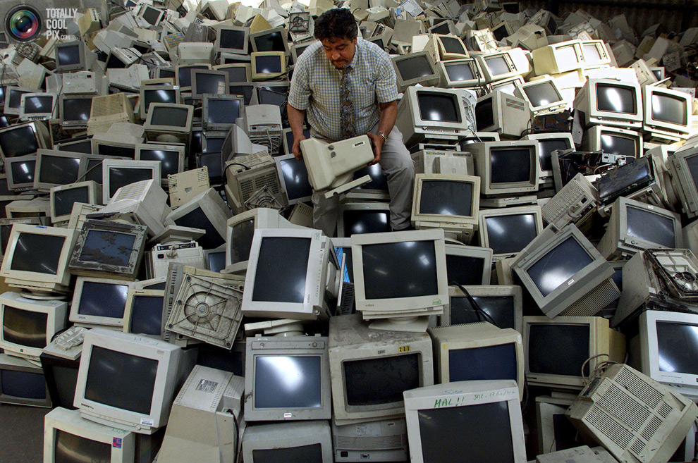 Когда электроника становится сумасшествием