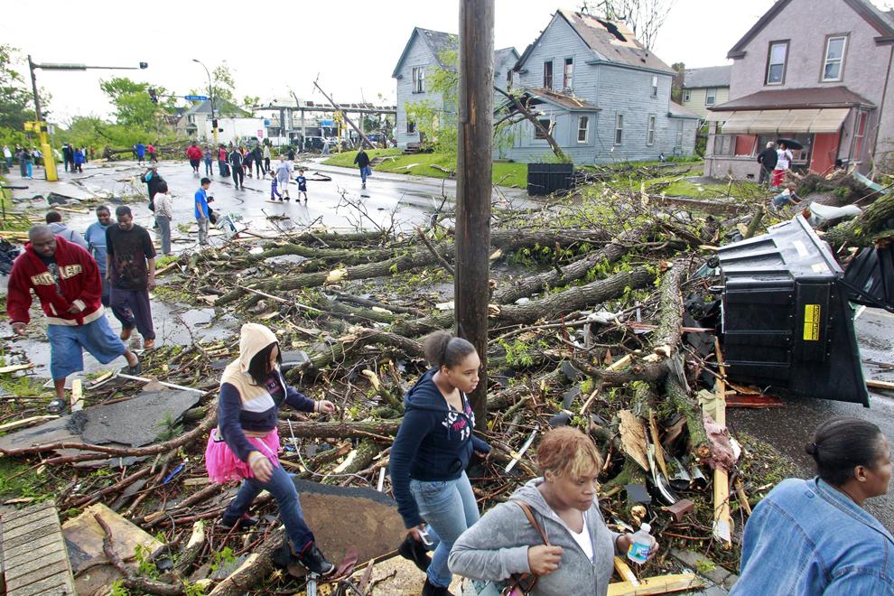 15133 Новый торнадо в США